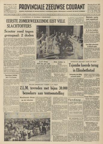 Provinciale Zeeuwse Courant 1961-06-26