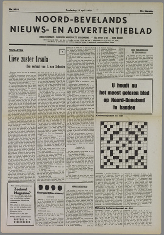 Noord-Bevelands Nieuws- en advertentieblad 1979-04-12