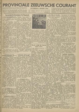 Provinciale Zeeuwse Courant 1944-03-04