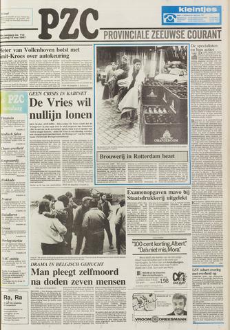 Provinciale Zeeuwse Courant 1987-05-13