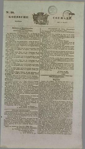 Goessche Courant 1839-03-11