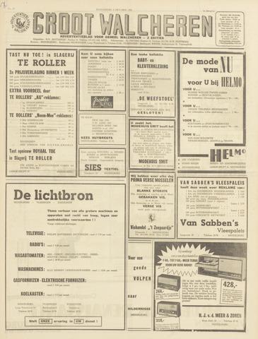 Groot Walcheren 1963-10-03