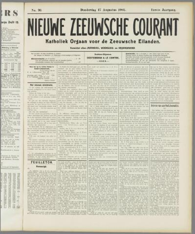 Nieuwe Zeeuwsche Courant 1905-08-17