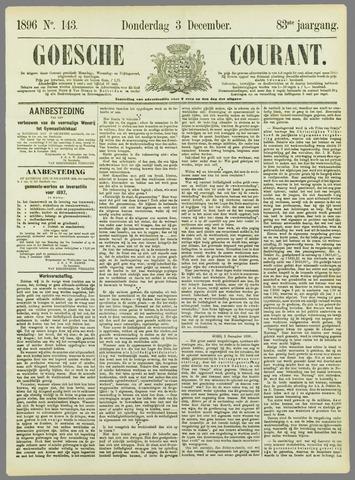 Goessche Courant 1896-12-03