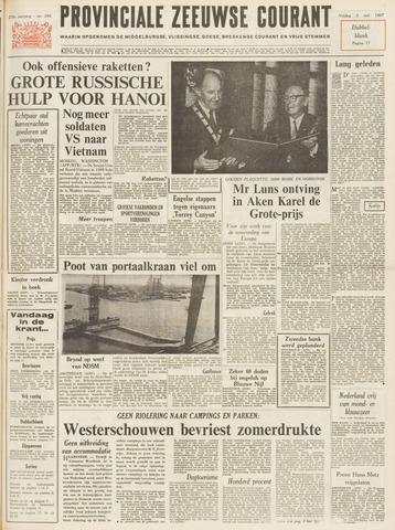 Provinciale Zeeuwse Courant 1967-05-05