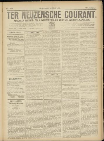 Ter Neuzensche Courant. Algemeen Nieuws- en Advertentieblad voor Zeeuwsch-Vlaanderen / Neuzensche Courant ... (idem) / (Algemeen) nieuws en advertentieblad voor Zeeuwsch-Vlaanderen 1930-06-11