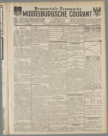 Middelburgsche Courant 1932-01-18