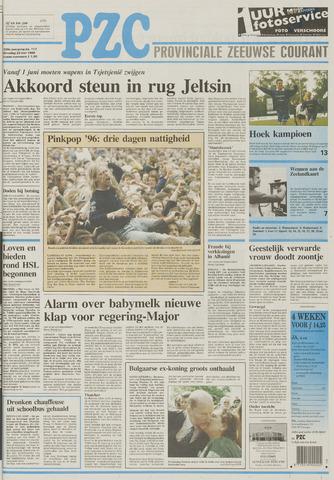 Provinciale Zeeuwse Courant 1996-05-28