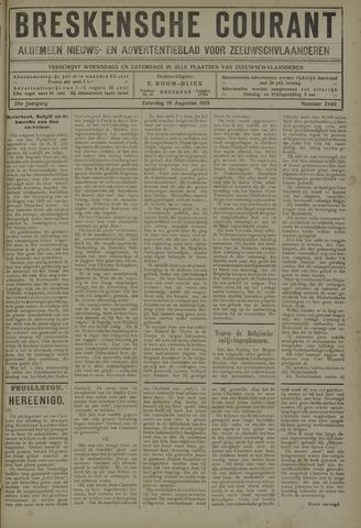 Breskensche Courant 1919-08-16