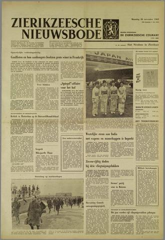 Zierikzeesche Nieuwsbode 1962-12-26