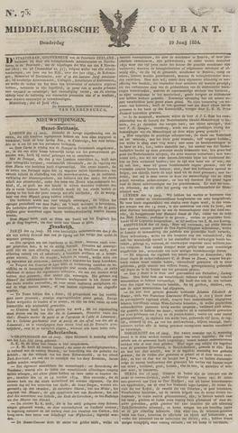 Middelburgsche Courant 1834-06-19