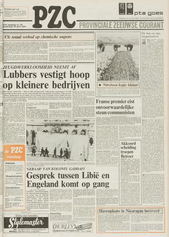 Provinciale Zeeuwse Courant 1984-04-19