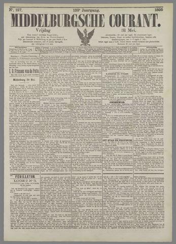Middelburgsche Courant 1895-05-31