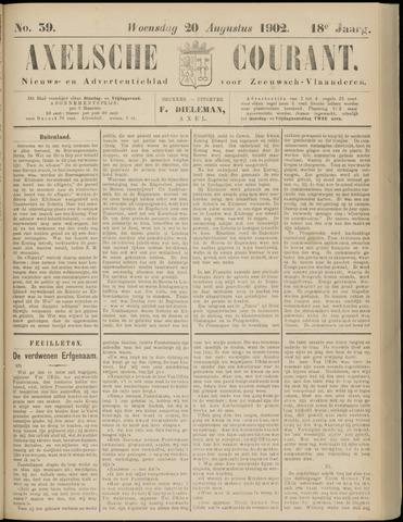 Axelsche Courant 1902-08-20
