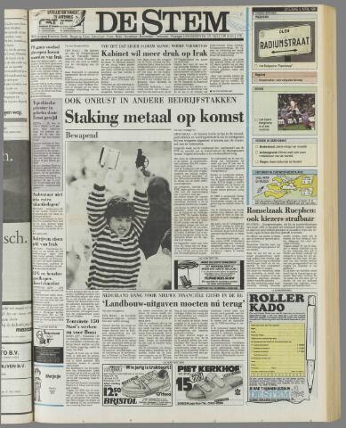 de Stem 1991-04-06