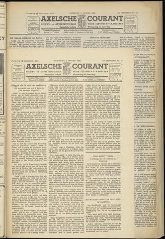 Axelsche Courant 1950