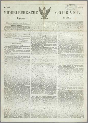 Middelburgsche Courant 1862-07-29