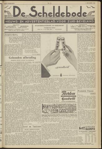 Scheldebode 1960-10-07