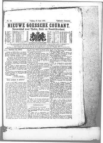 Nieuwe Goessche Courant 1880-06-25