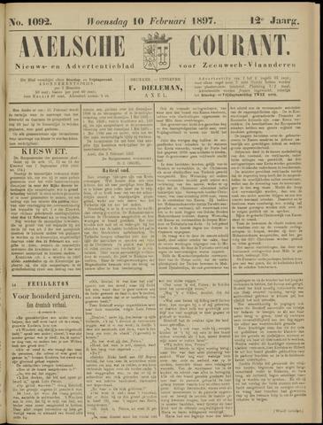 Axelsche Courant 1897-02-10