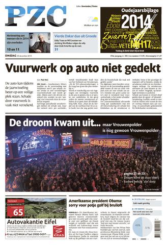 Provinciale Zeeuwse Courant 2014-12-30