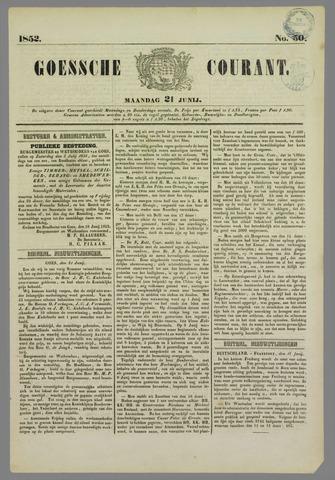 Goessche Courant 1852-06-21