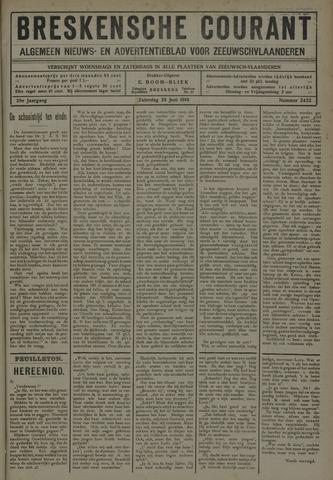 Breskensche Courant 1919-06-28