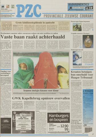 Provinciale Zeeuwse Courant 1997-10-09