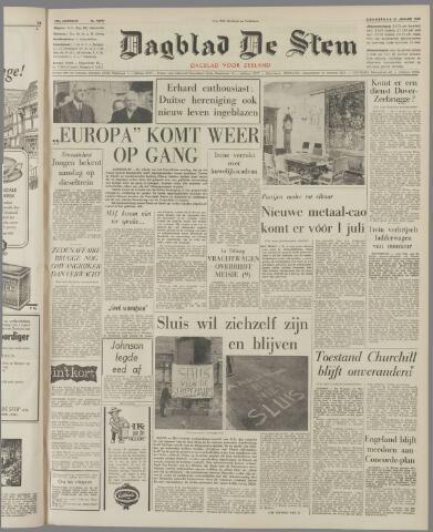 de Stem 1965-01-21