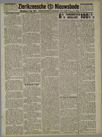 Zierikzeesche Nieuwsbode 1921-08-08