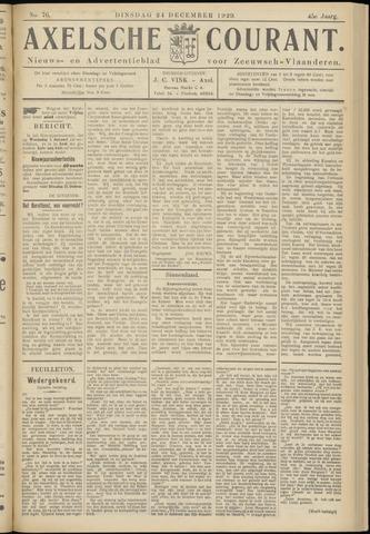 Axelsche Courant 1929-12-24