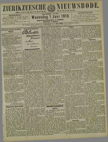 Zierikzeesche Nieuwsbode 1910-06-01