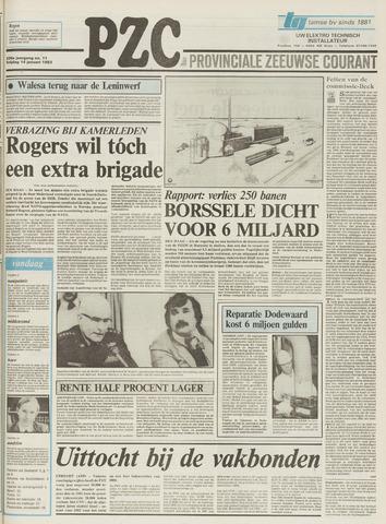 Provinciale Zeeuwse Courant 1983-01-14