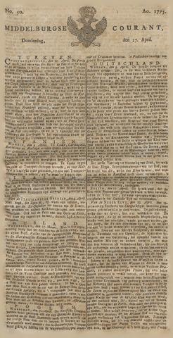 Middelburgsche Courant 1775-04-27