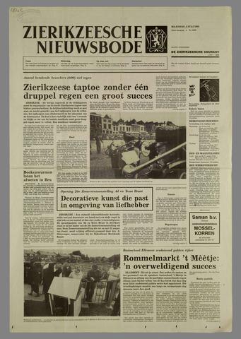 Zierikzeesche Nieuwsbode 1988-07-04