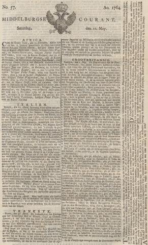 Middelburgsche Courant 1764-05-12