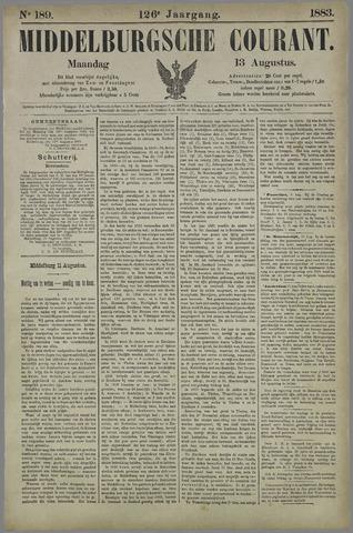 Middelburgsche Courant 1883-08-13
