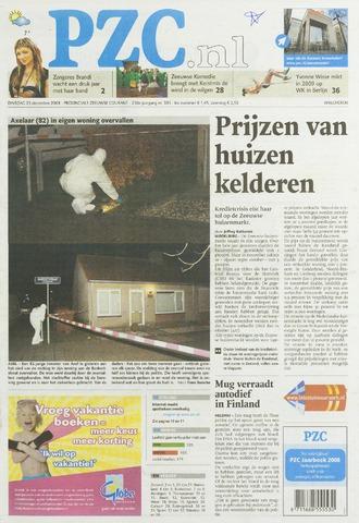 Provinciale Zeeuwse Courant 2008-12-23