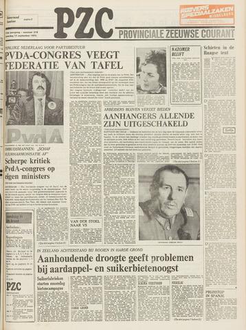 Provinciale Zeeuwse Courant 1973-09-15