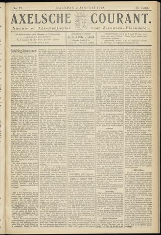 Axelsche Courant 1928