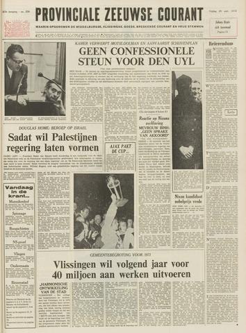 Provinciale Zeeuwse Courant 1972-09-29
