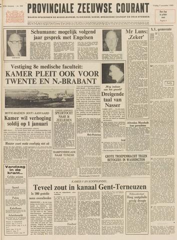 Provinciale Zeeuwse Courant 1969-11-07