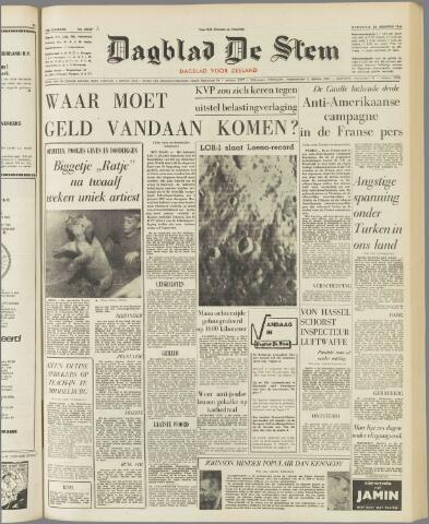 de Stem 1966-08-23