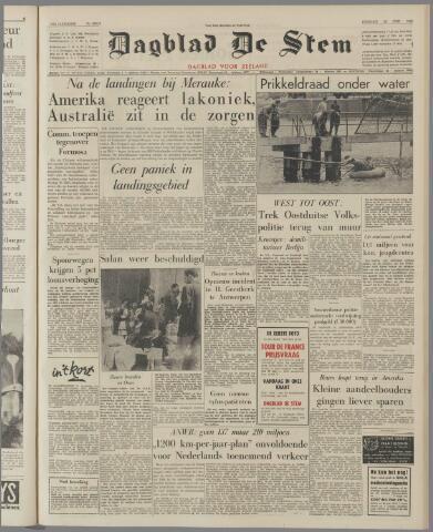 de Stem 1962-06-26