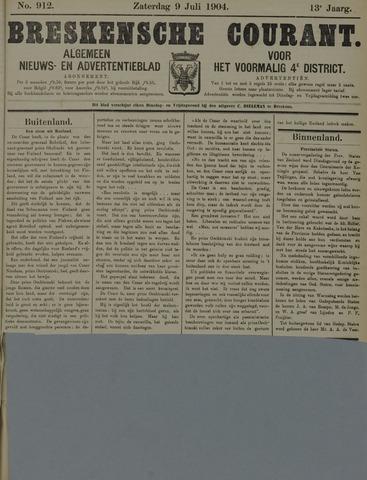 Breskensche Courant 1904-07-09