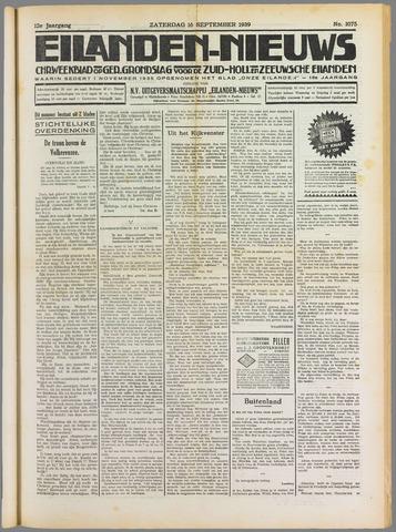 Eilanden-nieuws. Christelijk streekblad op gereformeerde grondslag 1939-09-16
