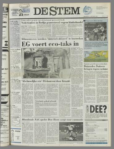 de Stem 1991-10-14