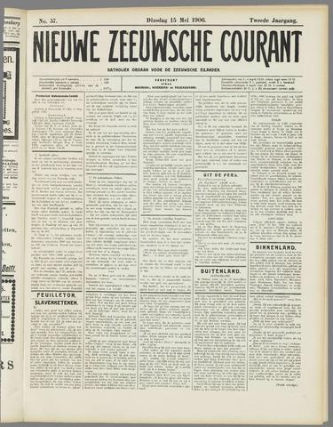 Nieuwe Zeeuwsche Courant 1906-05-15
