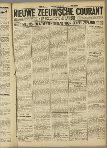 Nieuwe Zeeuwsche Courant 1928-03-13