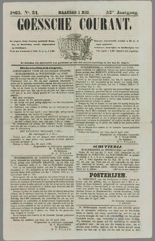 Goessche Courant 1865-05-01